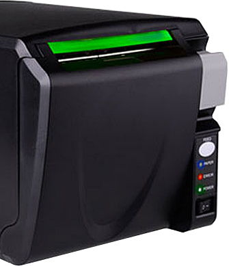 thermische printer TP-801 close-up
