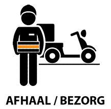 Afhaal / Bezorg