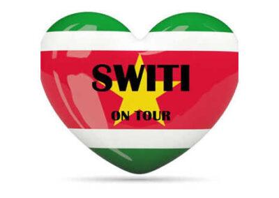 Switi on Tour