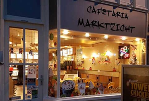 Cafetaria Marktzicht